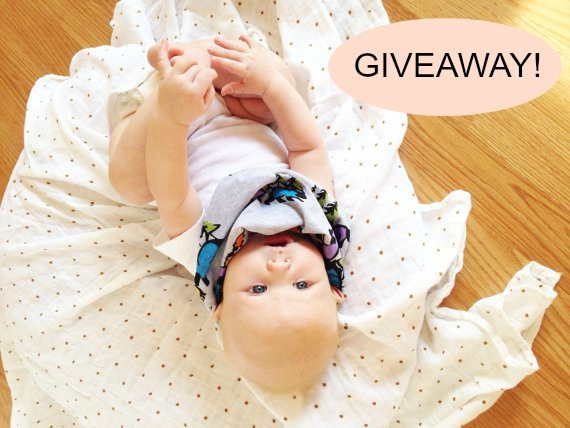 Baby Infinity Scarf Giveaway