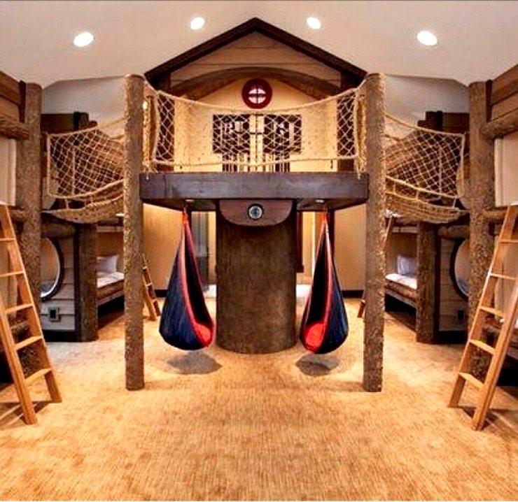 Indoor Fort