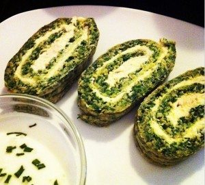 Spinach Rolls Recipe