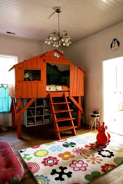 Tree House Bed