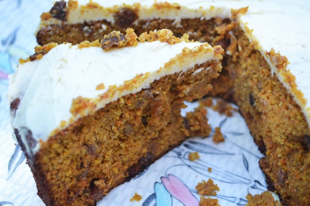 Healthy Carrot Cake Recipe Whole Wheat
