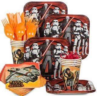 Star Wars Rebels Standard Kit (Serves 8)
