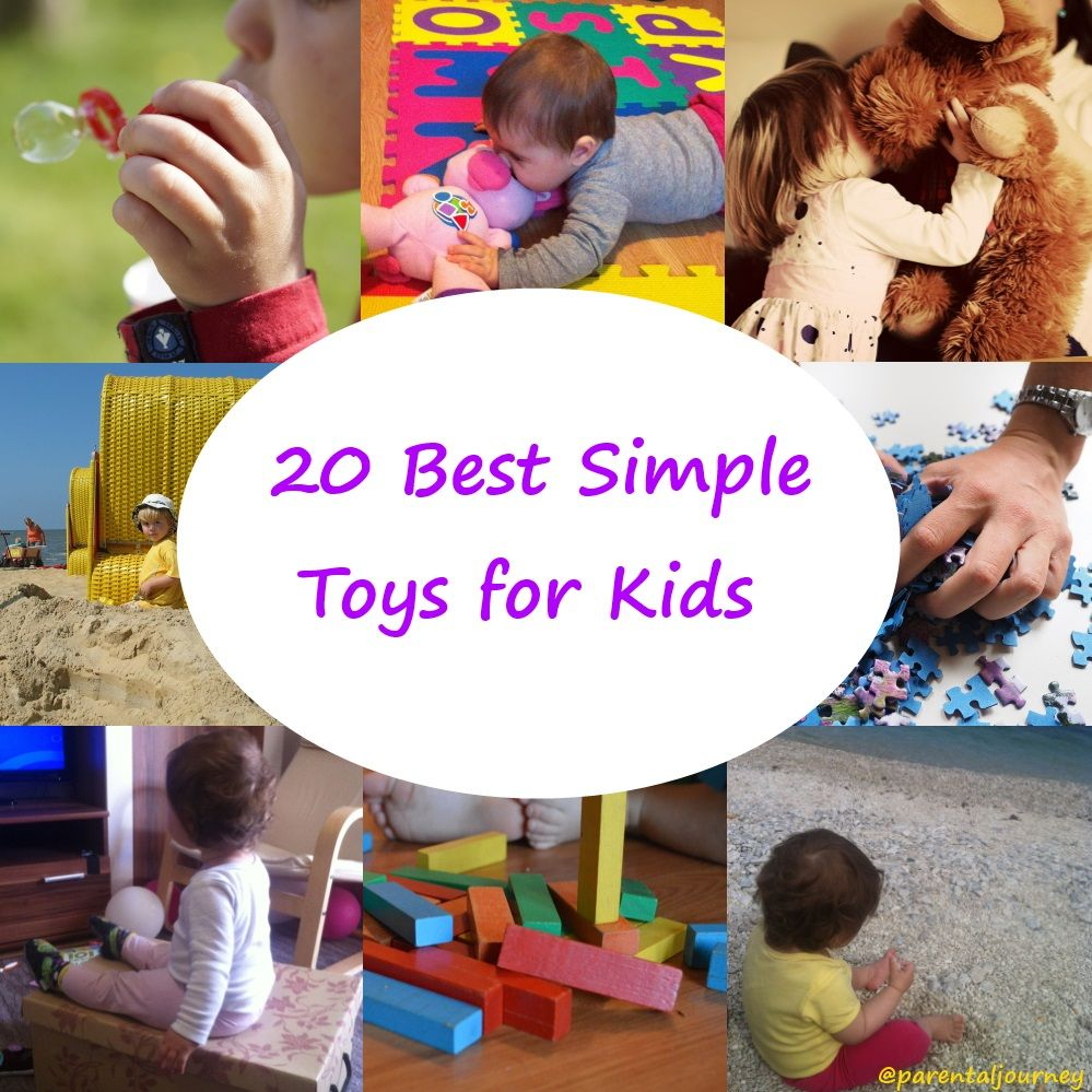Ultimate List of Best Simple Toys For Kids