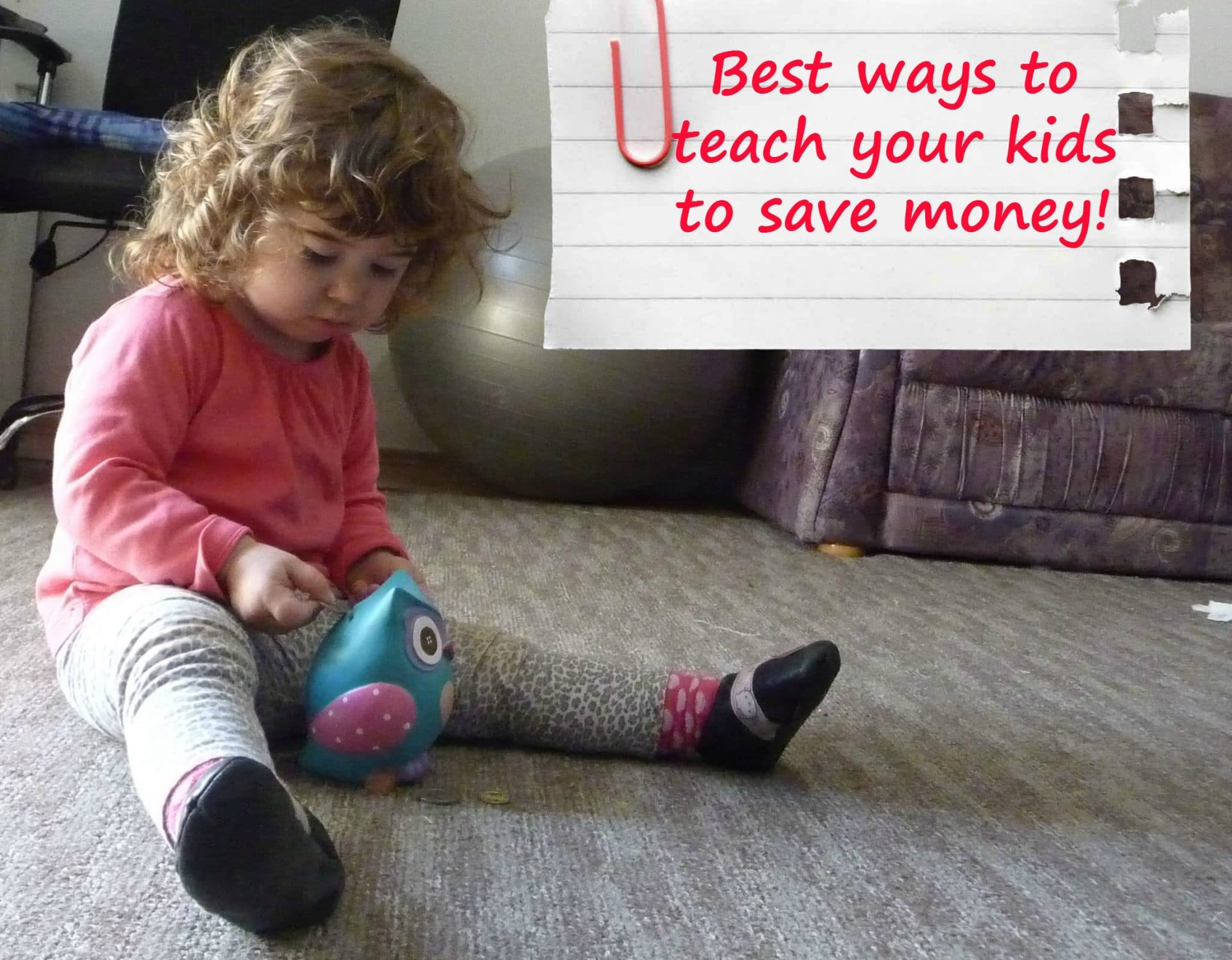 How Can Kids Save Money Want To Teach Your They