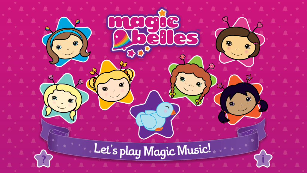 Magic Belles: Magic Music