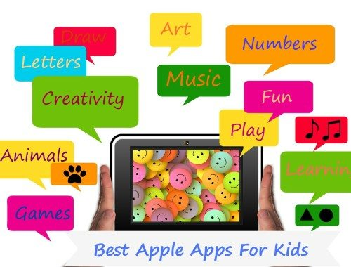 best apple apps for kids