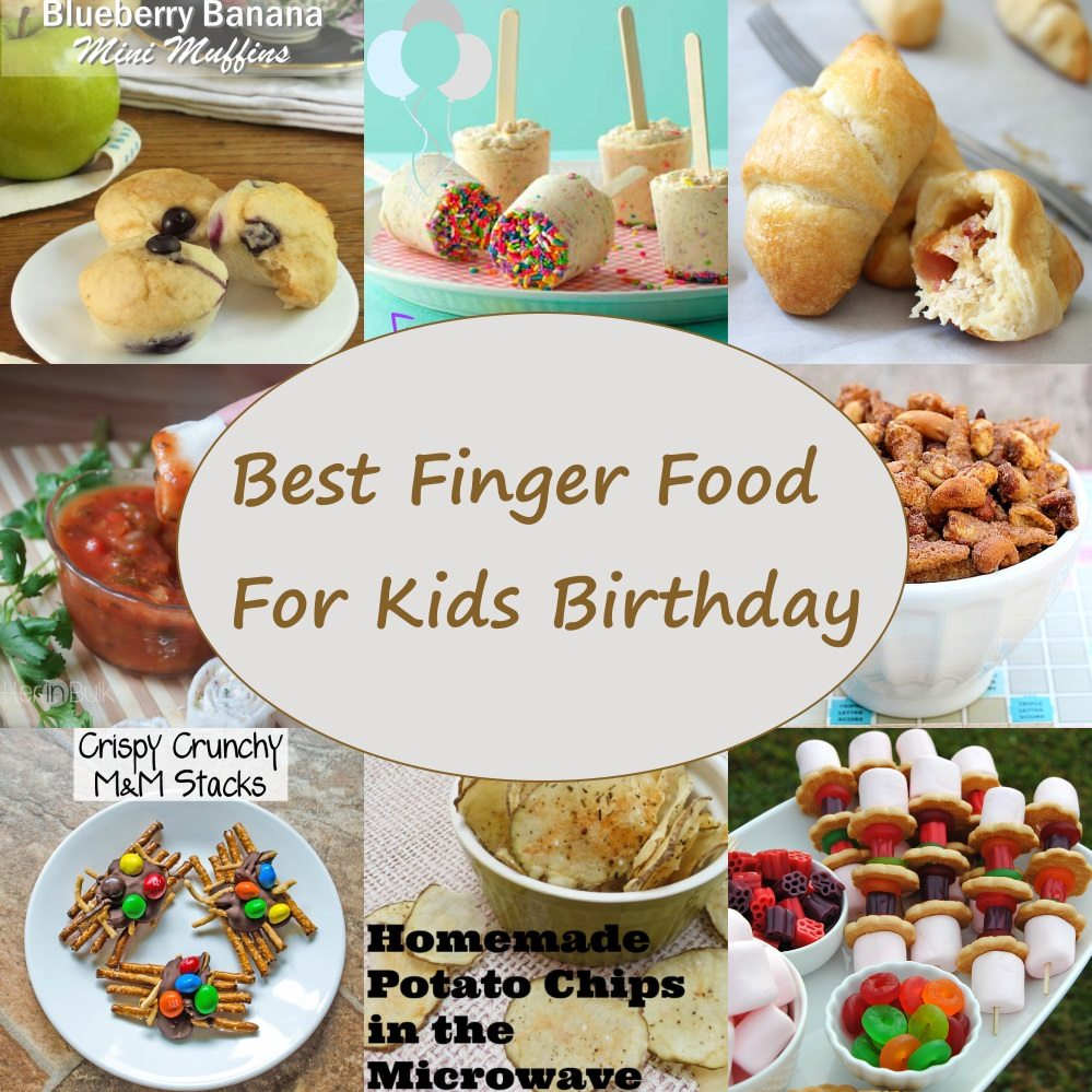 So Its My Daughters Birthday Week And I Am All About Food Birthdays Was Looking For Some Interesting Finger Can Serve At Her Party
