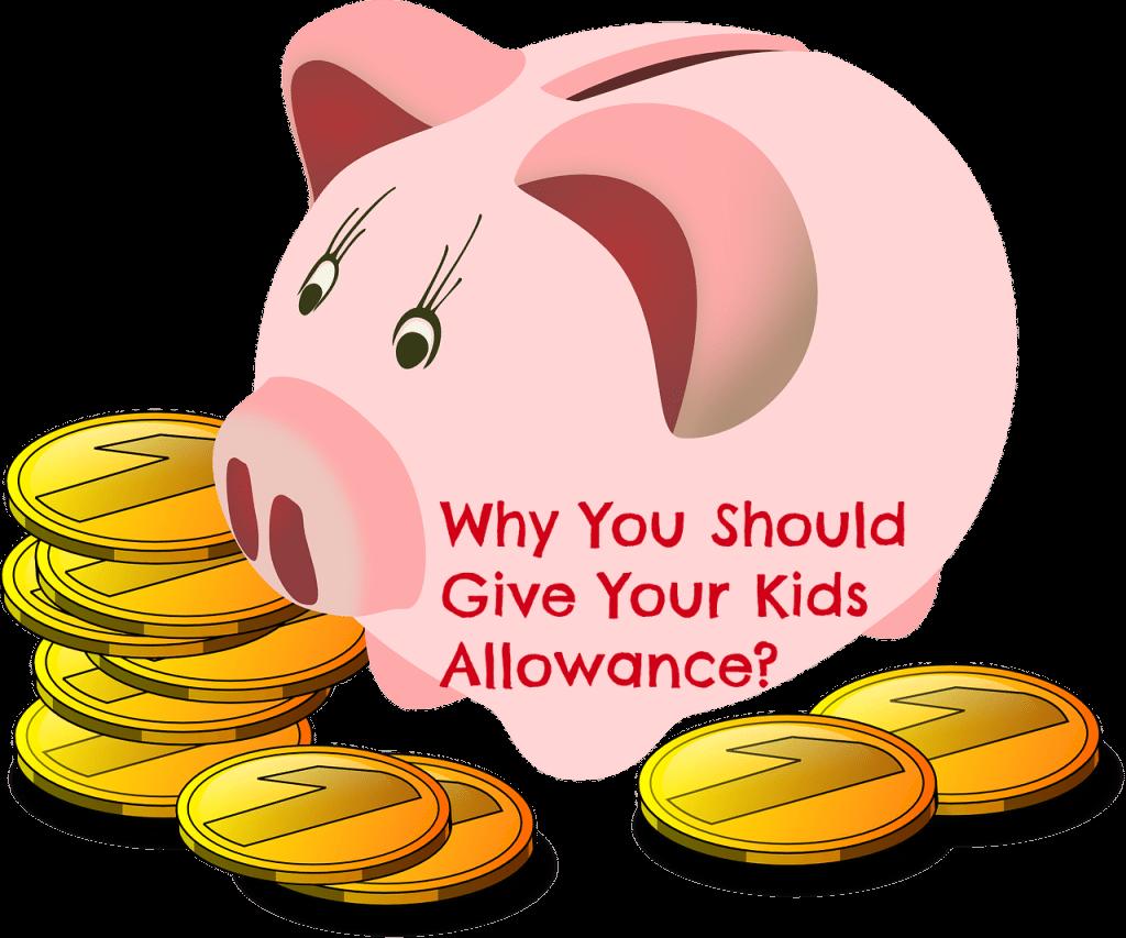 Kids allowance