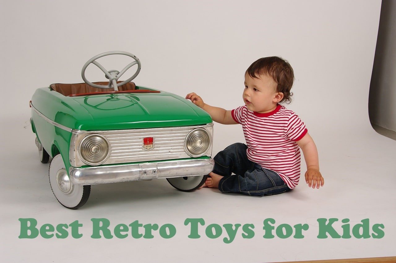 Retro Top Toys : Best retro toys for kids and parents too