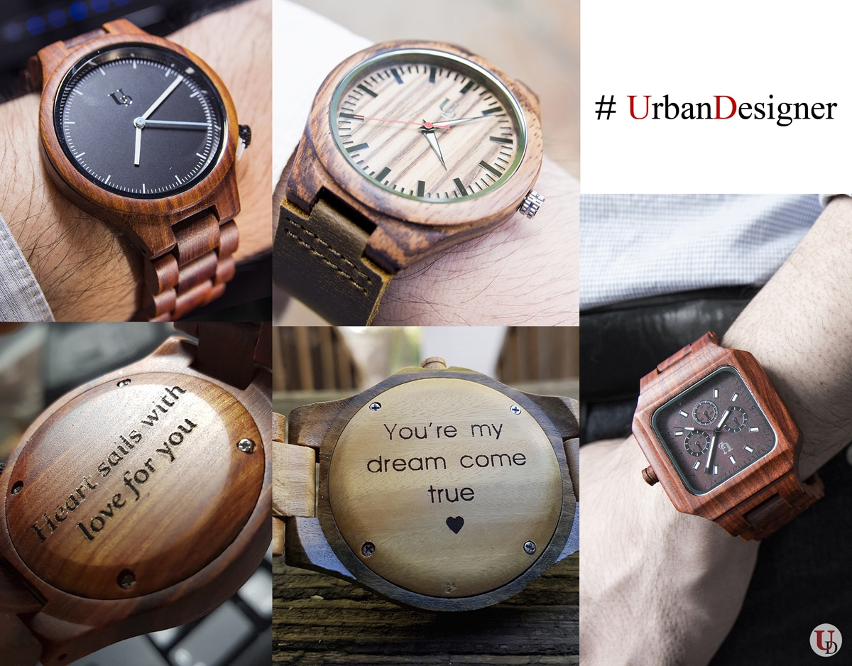Wooden Watches - Gift for him