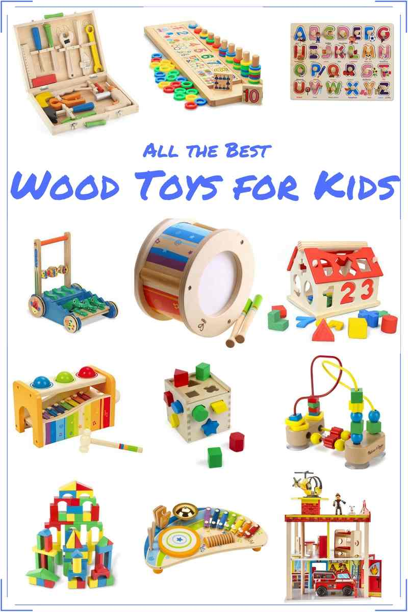Best Wooden Toys For Toddlers : All the best wood toys for kids parental journey